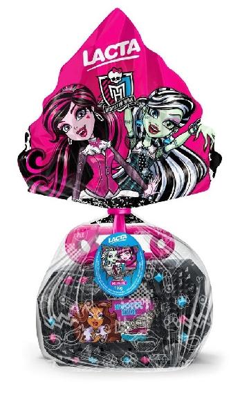 Ovo Monster High (Foto Divulgação: Americanas)