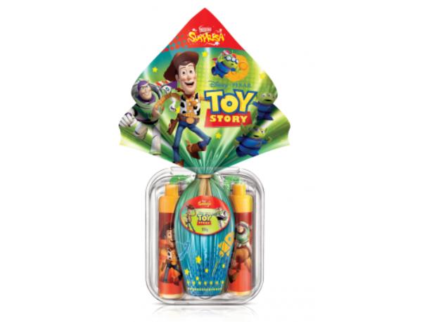 Toy Story ovo com brinquedo diversificado (Foto: Americanas)