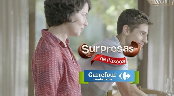 Ovos de Páscoa Carrefour 2016 (Foto: Carrefour)
