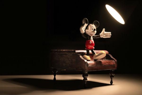 O Mickey é uma das figuras mais importantes do Parque (Foto: Reprodução)
