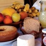 decoração de mesa de café da manhã, fotos 2