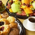 decoração de mesa de café da manhã, fotos 3