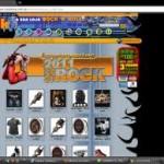 Lojas Online de Roupas Rock