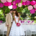 Decoração de Casamento Durante o Dia, Fotos