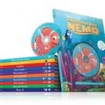 Coleção de Livros Disney Pixar