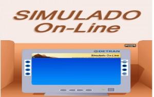 DETRAN RJ, Simulado Online