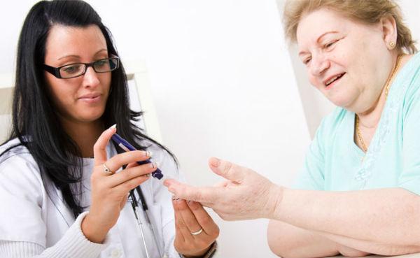 diabetes sintomas