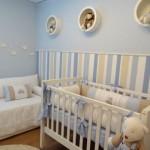 Decoração de Quarto de Bebê Masculino, Fotos. (Foto: Divulgação)
