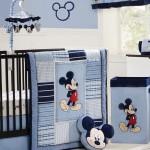 Quarto de bebê inspirado no Mickey. (Foto: Divulgação)