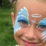 Como Fazer Pintura em Rosto Infantil 5