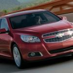 GM lança o Chevrolet Malibu 2013