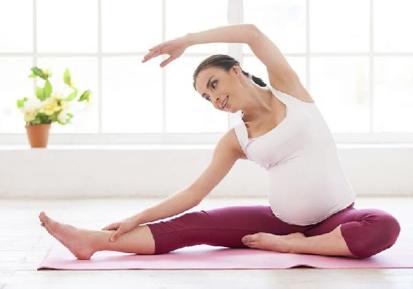 Exercícios físicos para grávidas (MdeMulher)