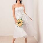 Dicas de vestidos de noiva para casamento de dia 7