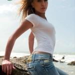 Macacão Jeans Feminino Sawary-6
