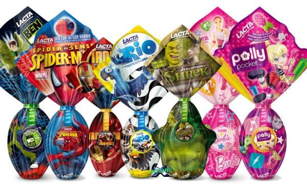 Ovos De Páscoa Para Crianças