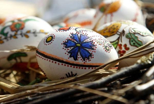 Pintura em Ovos Dicas Fotos 1