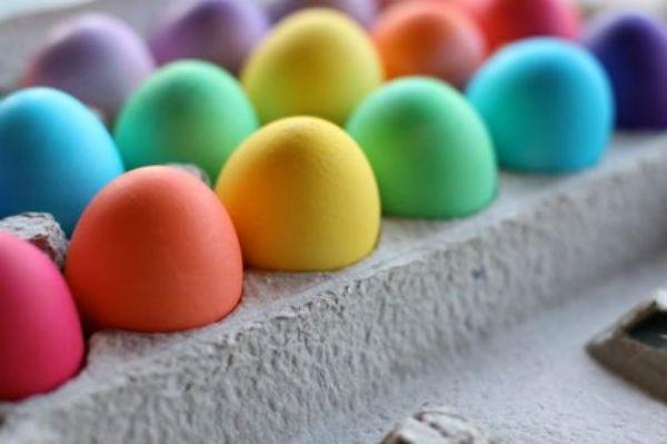 Pintura em Ovos Dicas Fotos 4