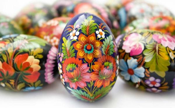 Pintura em Ovos Dicas Fotos