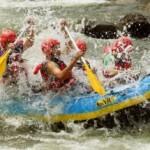 Rios Brasileiros para Rafting