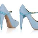 Sapato azul combina com que roupa3