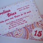 Convites de Aniversário de 15 Anos, Fotos