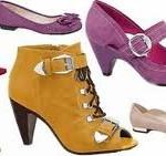 cores de calçados 2011