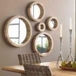decoração com espelhos sala, quarto, parede, fotos 4