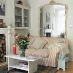 decoração com espelhos sala, quarto, parede, fotos 6