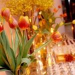 decoração com flores para festas, fotos