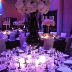 decoração de casamento em lilás 4