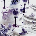 decoração de casamento em lilás 5