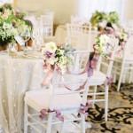 decoração de casamento em lilás 6