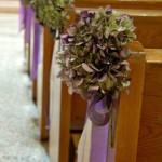 decoração de casamento em lilás 8