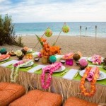 Decoração De Festa Havaiana, Fotos. (Foto: Divulgação)