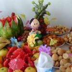 decoração de festa havaiana, fotos 6