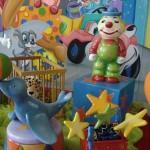 decoração de festa infantil circo 4