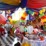 decoração de festa infantil circo 5