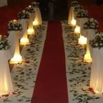 decoração romantica para casamento 5