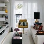 fotos de apartamentos decorados pequenos 7