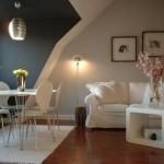 fotos de apartamentos decorados pequenos 8