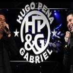 Agenda de shows de Hugo Pena e Gabriel 2011