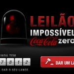 Leilão Impossível Coca Cola Zero
