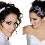 Penteados para Noiva 2011