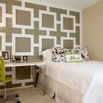 quarto de solteiro decorado, fotos
