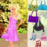 Jogos da Barbie de Vestir