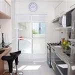 Conforto e sofisticação no ambiente pequeno