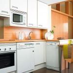 Cores e tendencias na decoração da cozinha planejada