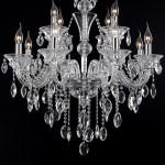 Lustre de Cristal Decoração e Iluminação