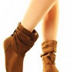 Botas Femininas Rasteiras, Modelos, Tendências-6