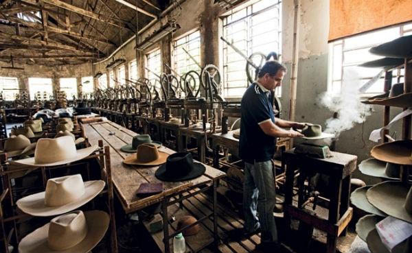 Fábrica de Chapéu